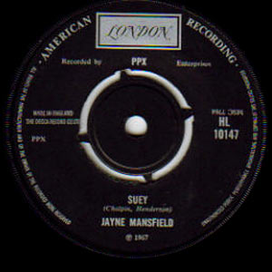 UK label side B