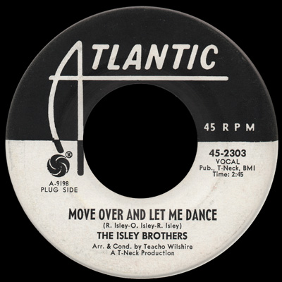 Move Over And Let Me Dance
