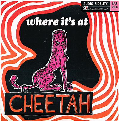 cheetah live lp where its at